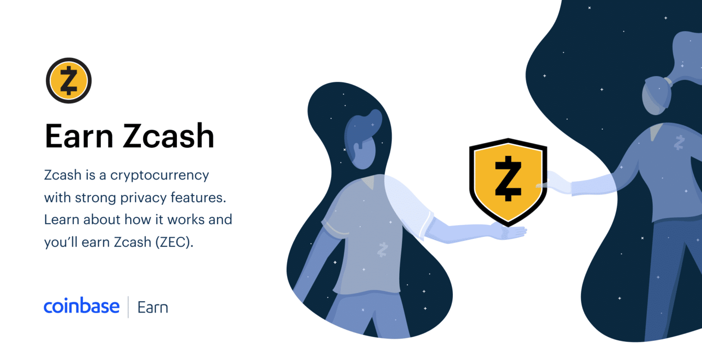 Earn ZEC on Coinbase While You Learn About Zcash - Electric