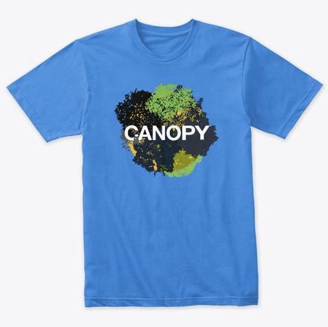 Zcash Canopy shirt